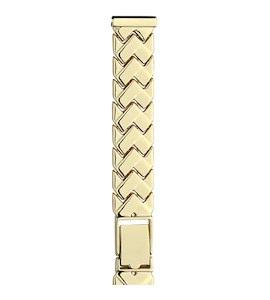 Золотой браслет для часов (14 мм) 64212