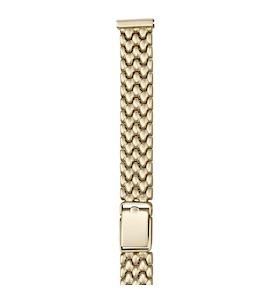 Золотой браслет для часов (14 мм) 64222