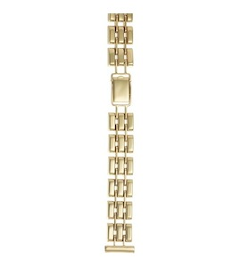Золотой браслет для часов (14 мм) 64586