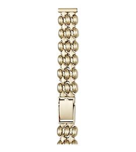 Золотой браслет для часов (16 мм) 66083