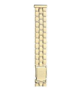 Золотой браслет для часов (18 мм) 68217