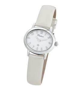 """Женские серебряные часы """"Аврора"""" 74100.105"""