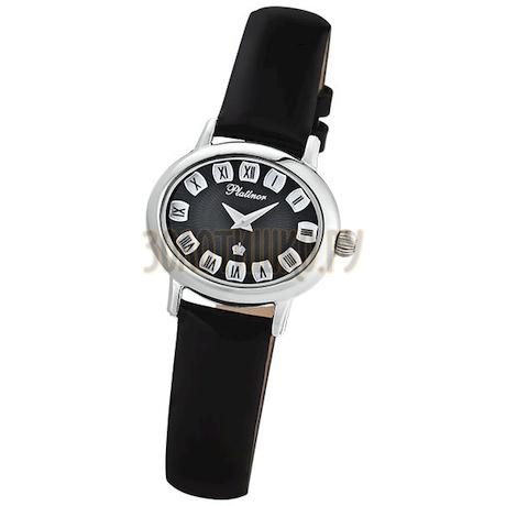 """Женские серебряные часы """"Аврора"""" 74100.529"""