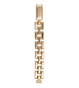 Золотой браслет для часов (6 мм) 80580