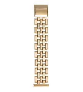 Золотой браслет для часов (20 мм) 82780