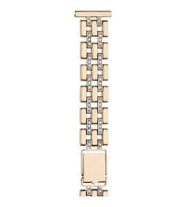 Золотой браслет для часов (20 мм) 82786