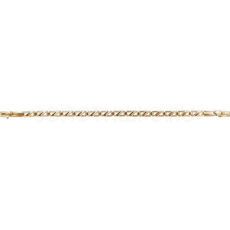 Золотой браслет 01177