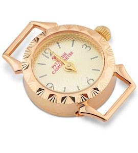Часы золотые 01806