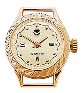 Часы с бриллиантами 01874