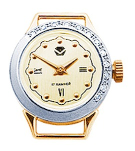 Часы с бриллиантами 01876