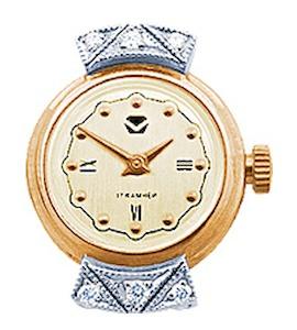 Часы с бриллиантами 10913