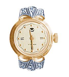 Часы с бриллиантами 10920