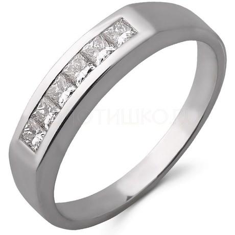 Кольцо с бриллиантами 14063