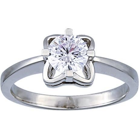 Кольцо с бриллиантом 14905