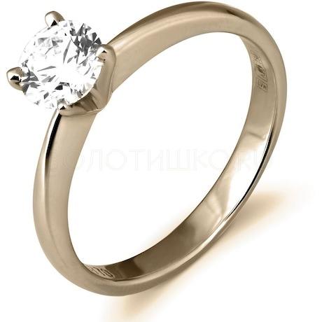 Кольцо с бриллиантом 18970