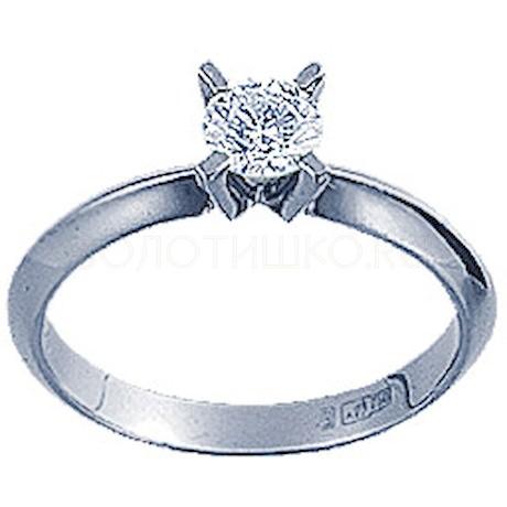 Кольцо с бриллиантом 18971