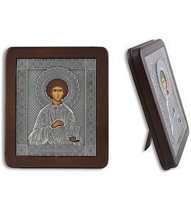 """Икона """"Святой Великомученик Пантелеймон """" 35122"""