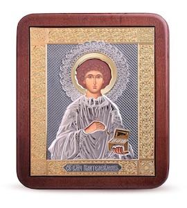 """Икона """" Св. Великомученик Пантелеймон"""" 35181"""