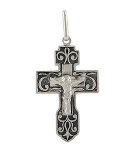 Серебряный крест 43197