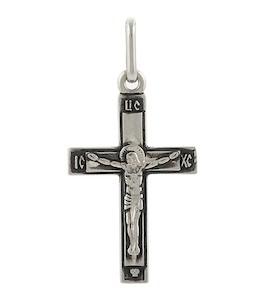 Серебряный крест 43198