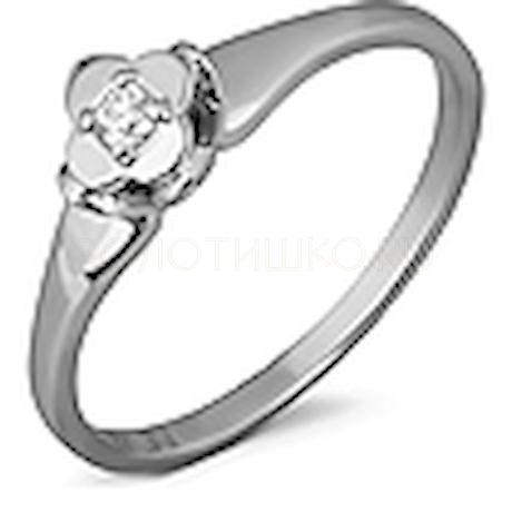 Кольцо с бриллиантом 53361