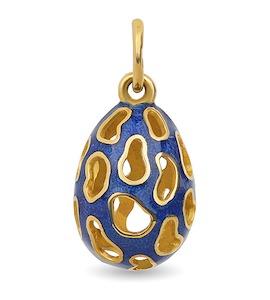 Золотое яйцо-подвеска 61731