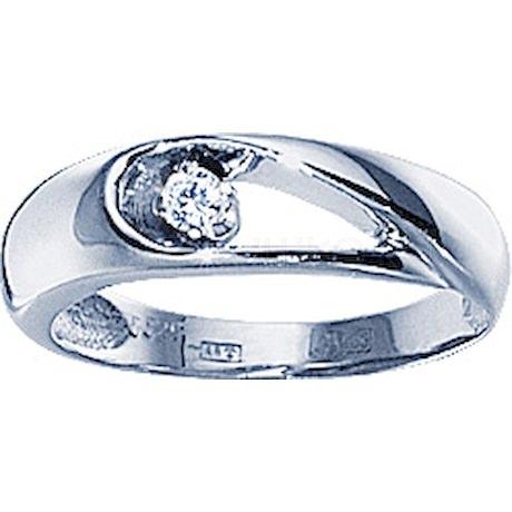 Кольцо с бриллиантами 71113