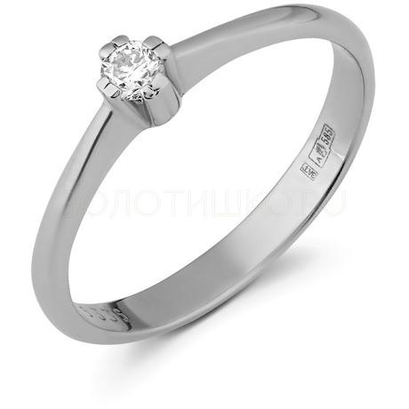 Кольцо с бриллиантом 71898