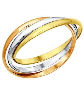 Тройное кольцо «Trinity» 011069