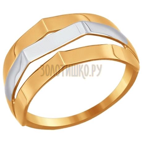 Кольцо из золота 016839