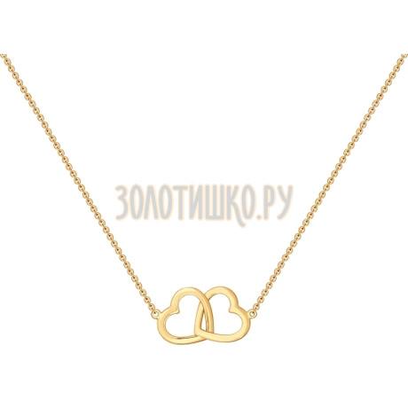 Колье из золота 070270