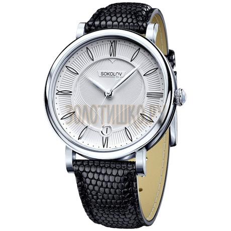 Женские серебряные часы 103.30.00.000.01.01.2
