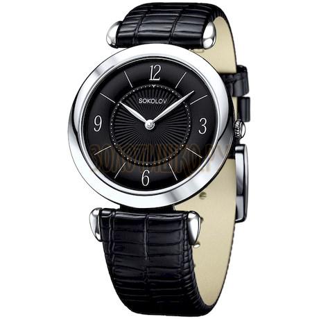 Женские серебряные часы 105.30.00.000.04.01.2