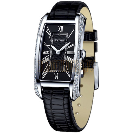 Женские серебряные часы 119.30.00.001.02.01.2