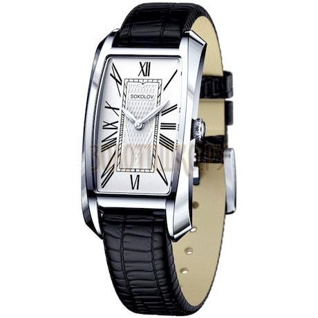 Женские серебряные часы 120.30.00.000.01.01.2