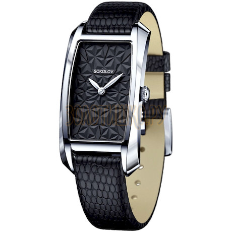Женские серебряные часы 120.30.00.000.04.04.2