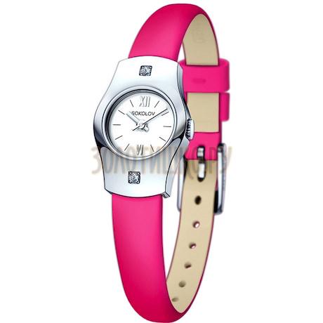 Женские серебряные часы 123.30.00.001.01.05.2