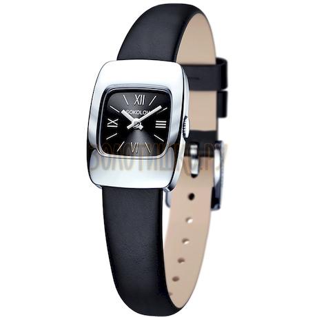 Женские серебряные часы 124.30.00.000.03.01.2