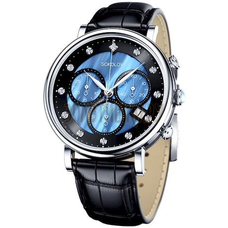 Женские серебряные часы 126.30.00.000.04.01.2