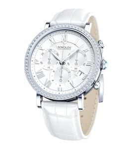 Женские серебряные часы 127.30.00.001.01.02.2