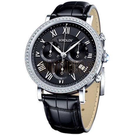 Женские серебряные часы 127.30.00.001.02.01.2