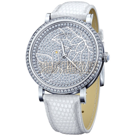 Женские серебряные часы 130.30.00.001.07.02.2