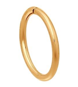 Серьги одиночные из золота 170001