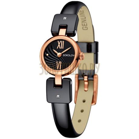 Женские золотые часы 217.01.02.001.04.02.3
