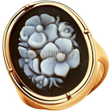 Кольцо из золота 6019003