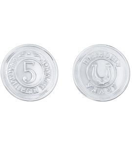 Сувенирная продукция из серебра 91250007