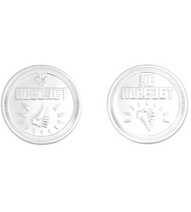 Сувенирная продукция из серебра 91250010