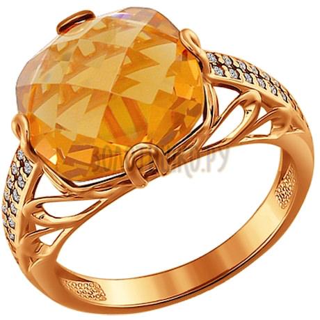 Кольцо с султанитом 92010904