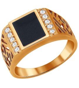 Перстень с печаткой 93010192