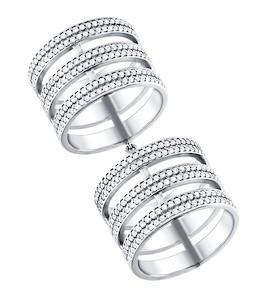 Кольцо на две фаланги 94011229